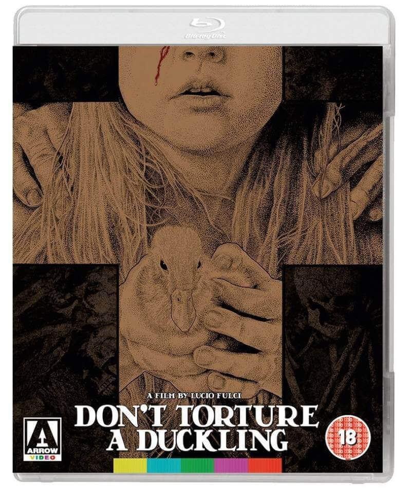 Blu Review - Don't Torture a Duckling